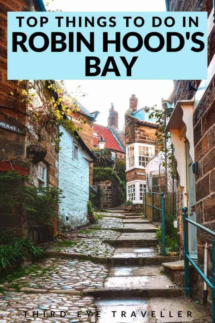 Things to do in Robin Hoods Bay Guide