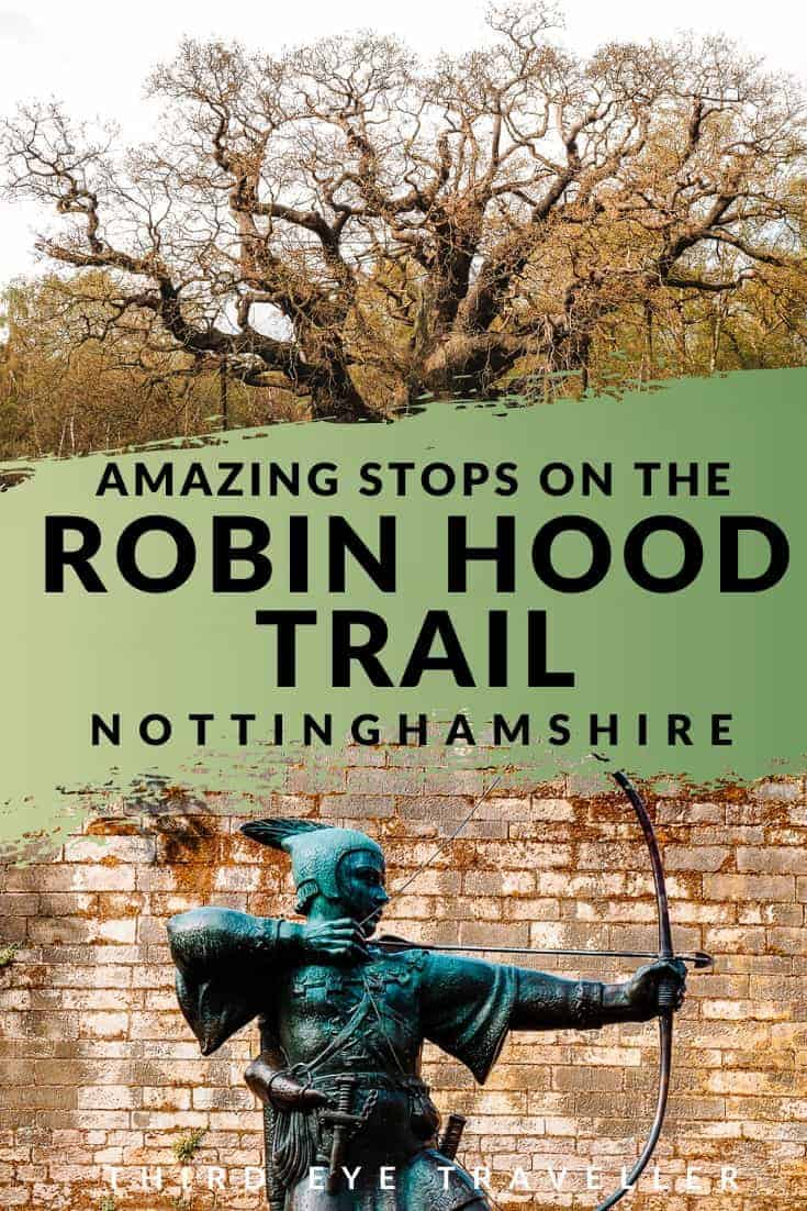 Robin Hood Trail | Robin Hood Places to visit