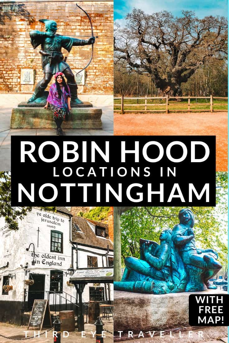 Robin Hood Nottingham Attractions