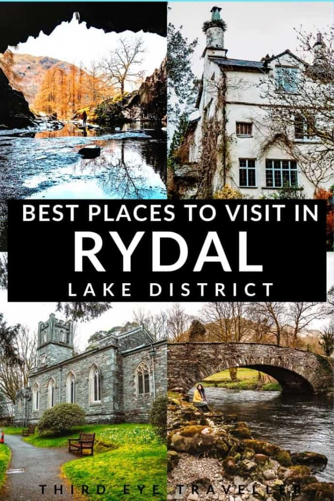 Things to do in Rydal Lake District
