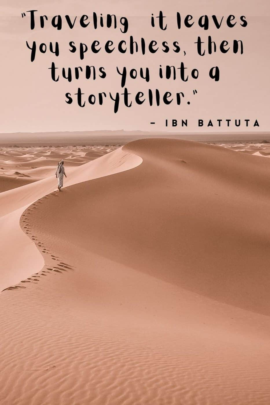 Solo travel quotes travelling alone