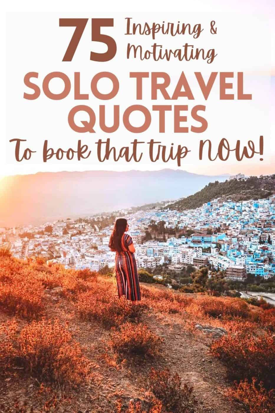 Solo travel quotes best travel alone quotes