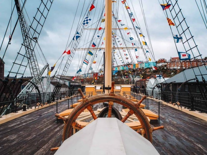 SS Great Britain Bristol