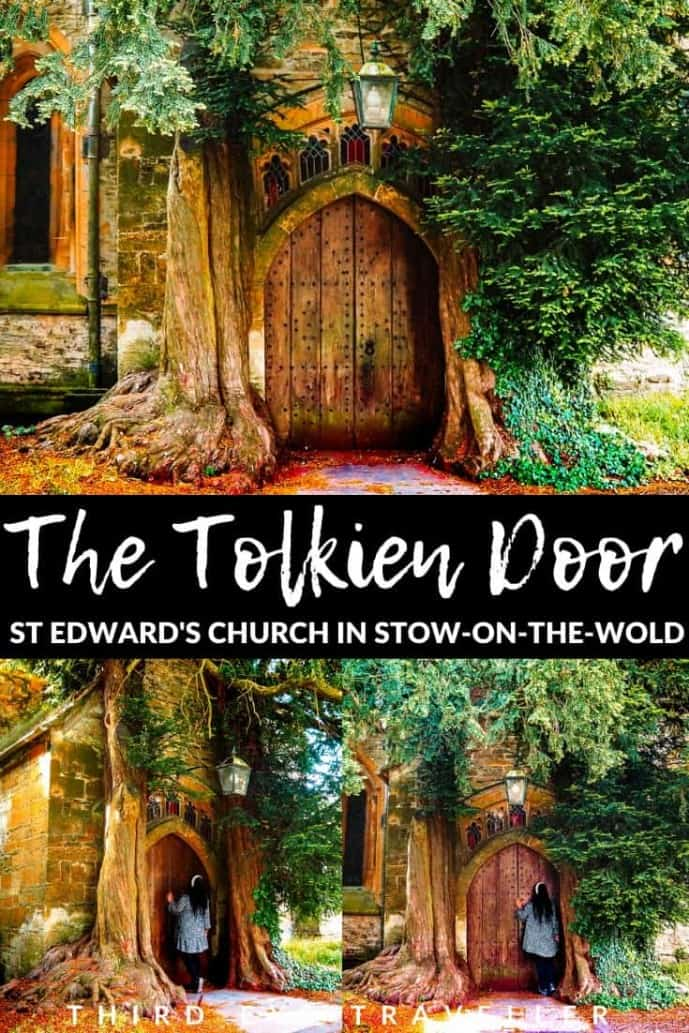 St Edward's Church Stow-on-the-wold door
