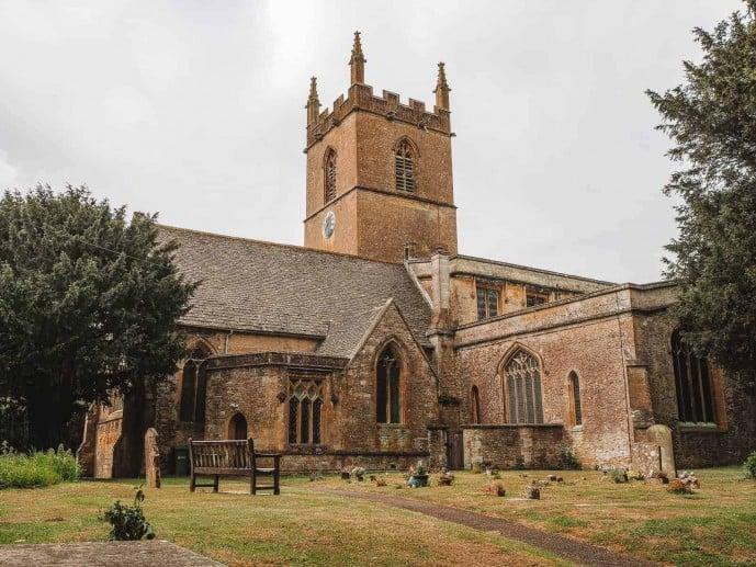 St Edwards Church Gloucestershire