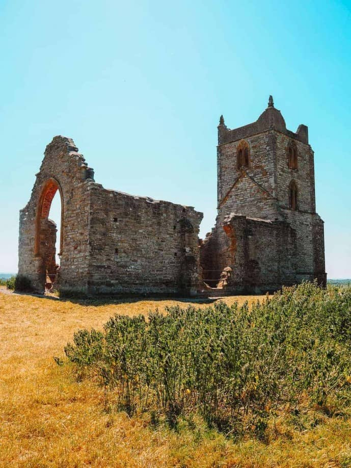 St Michael's Church Burrow Mump