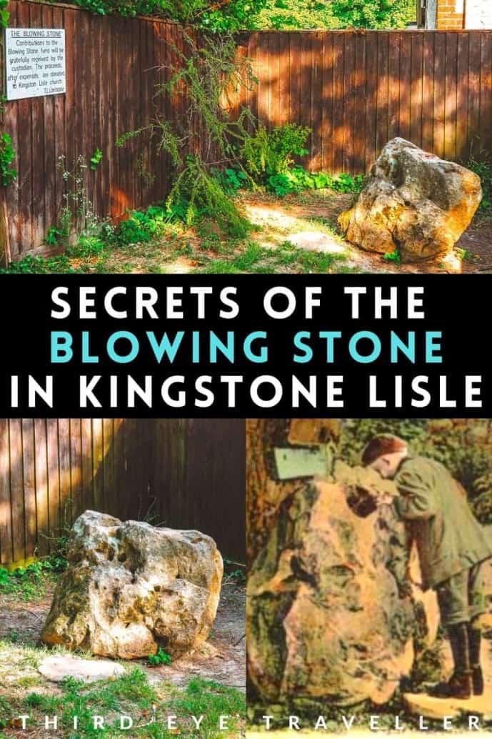The Blowing Stone Kingston Lisle
