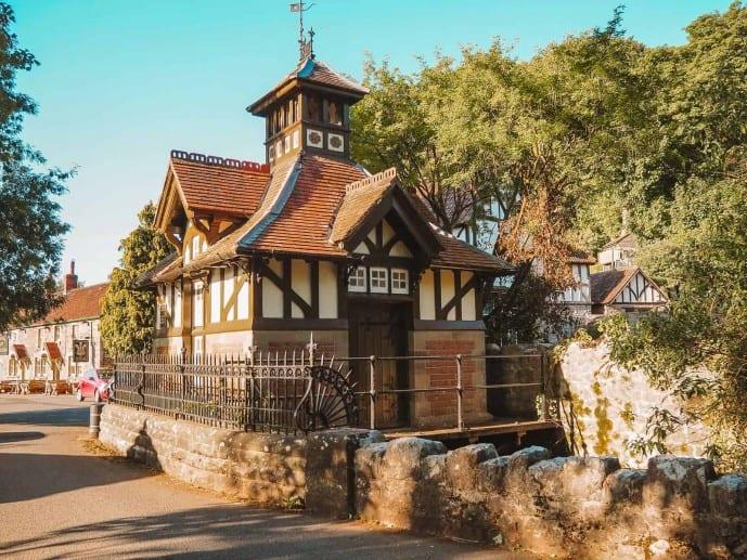The Gauge House Rickford