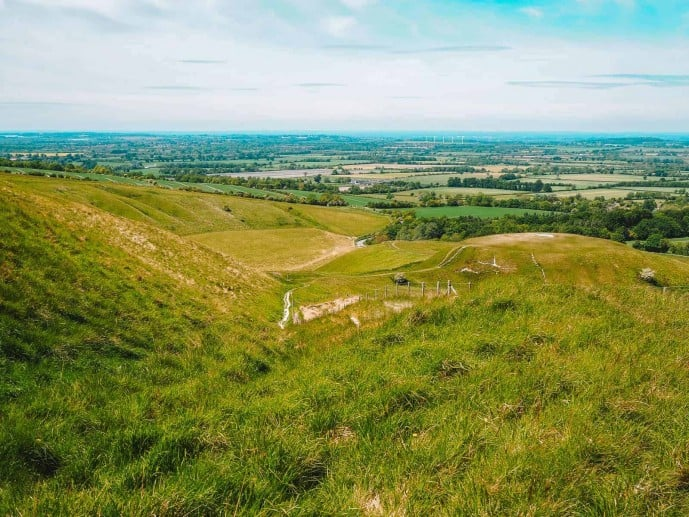 The Manger Uffington & Giant Stairs