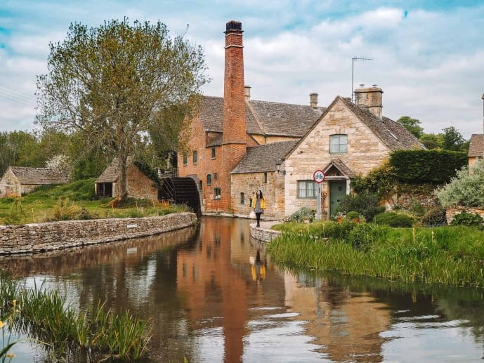 The Mill at Lower Slaughter Cotswolds