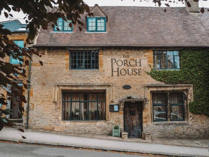 The Porch House Stow-on-the-Wold