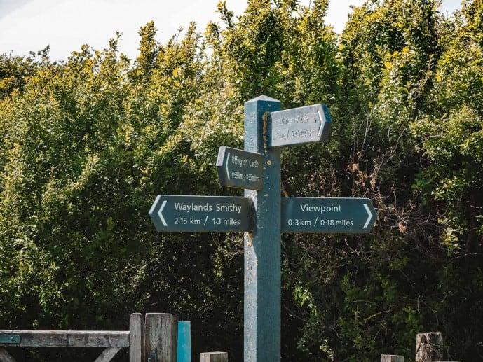 The Ridgeway Trail