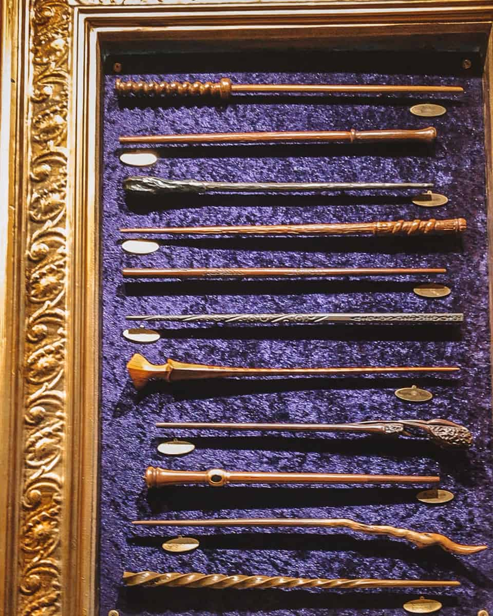 the Shop tHat shall not be named wand collections