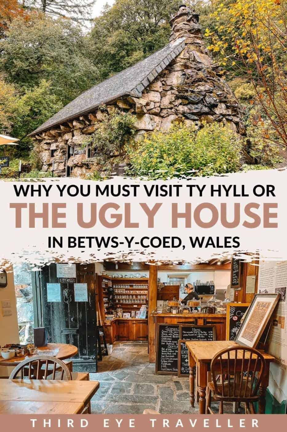 ty hyll the ugly house wales