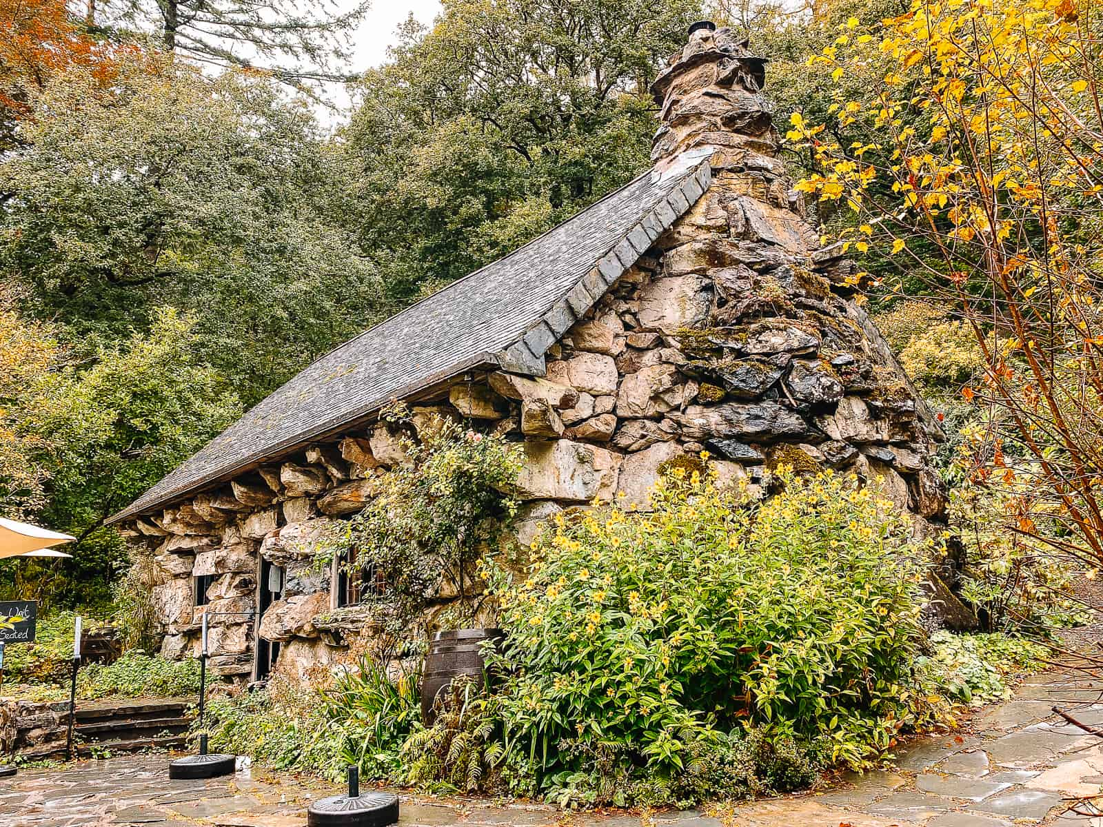 The Ugly House Wales Ty Hyll