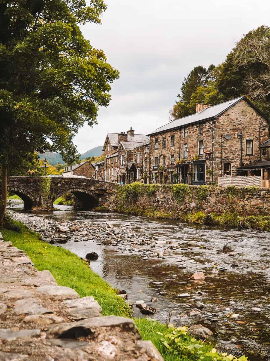Things to do in Beddgelert Snowdonia Wales
