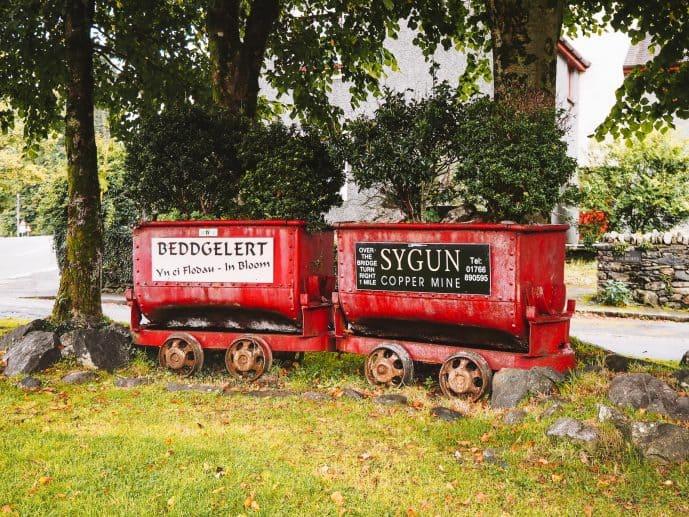 Sygun Copper Mine Beddgelert