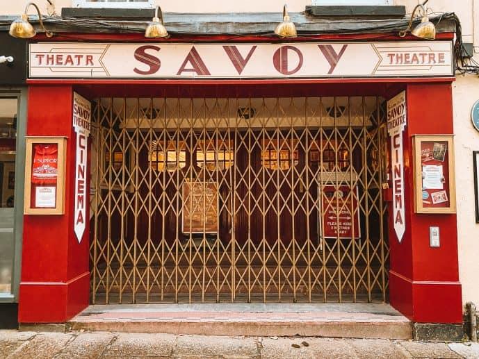 The Savoy Theatre Monmouth