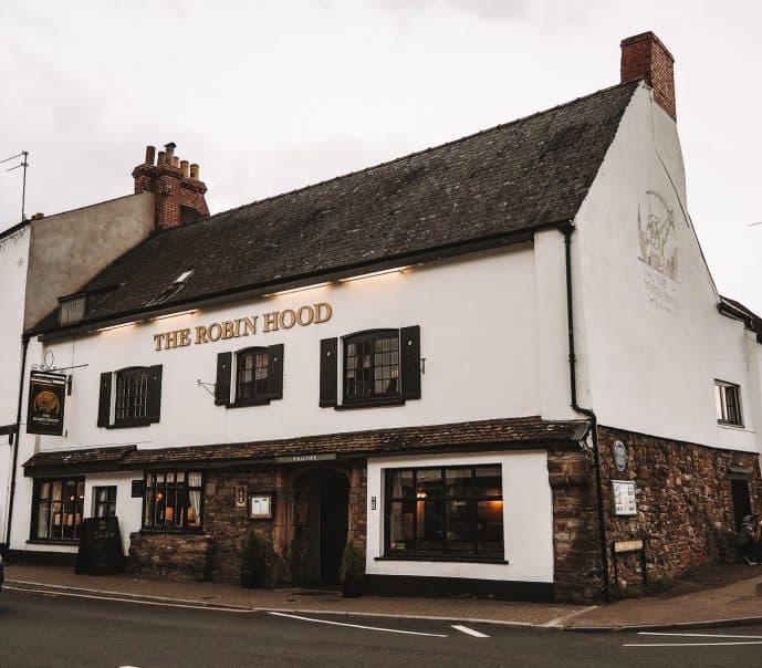 The Robin Hood Inn Monmouth