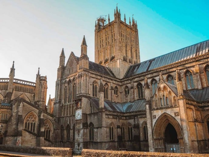 Things to do in Wells Cathedral