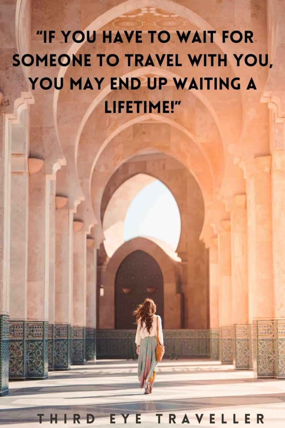 travelling alone quotes