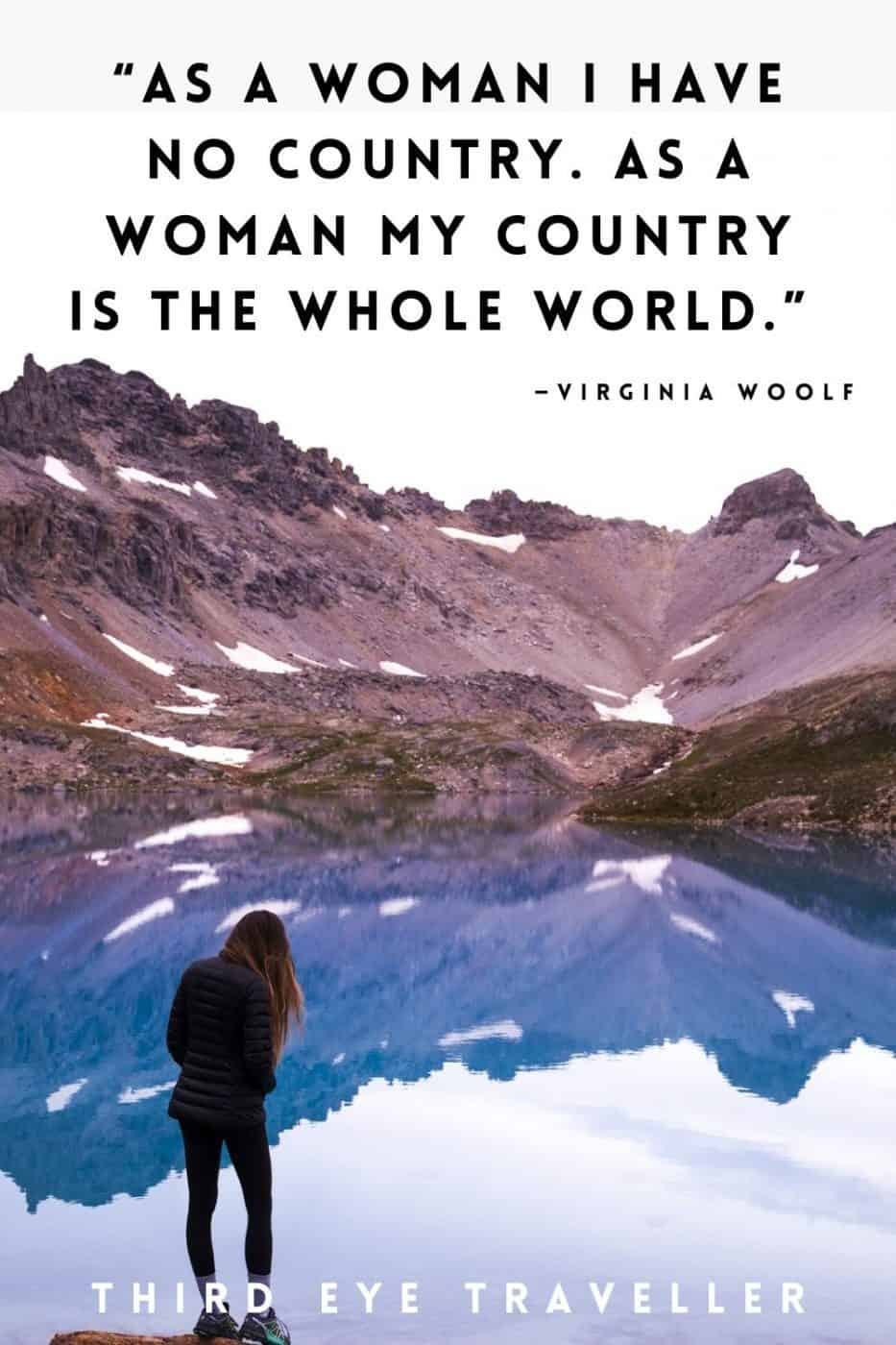 Solo female travel quotes