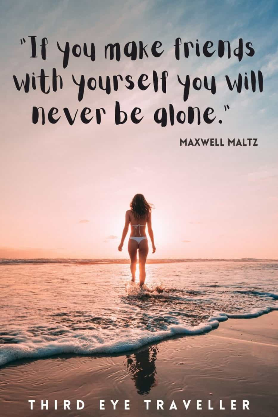 Solo travel quotes