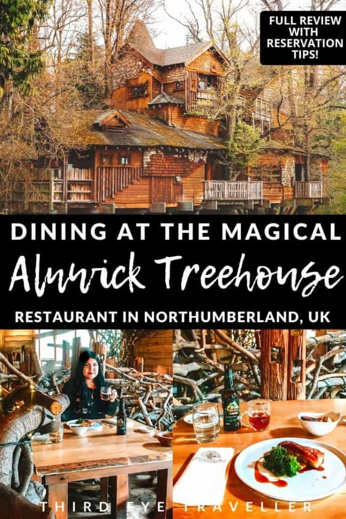 The Alnwick Treehouse Restaurant