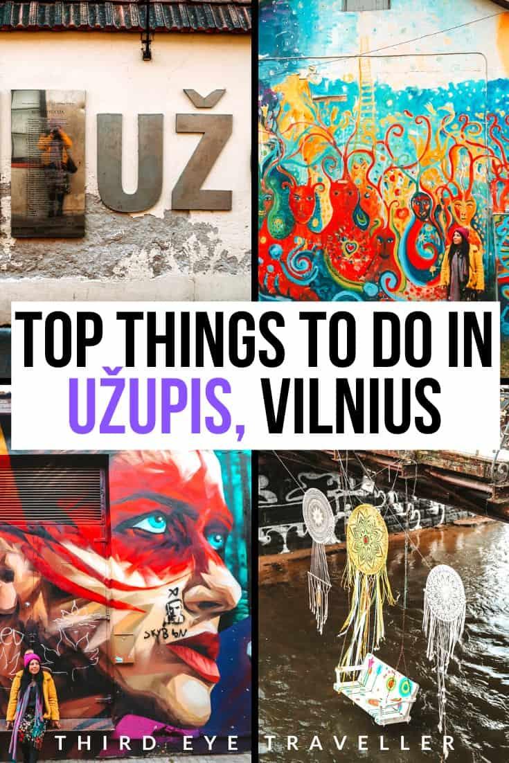 Things to do in Uzupis | Republic of Uzupis | Uzupis Vilnius