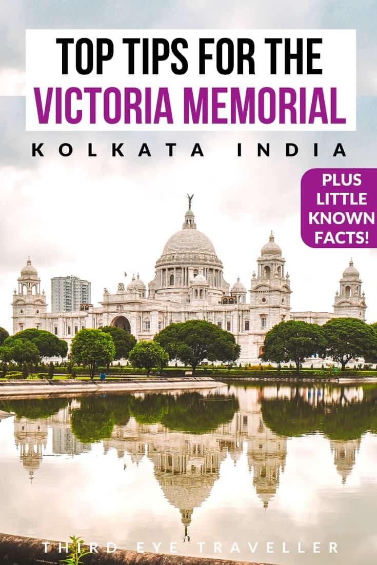 Victoria Memorial Kolkata facts