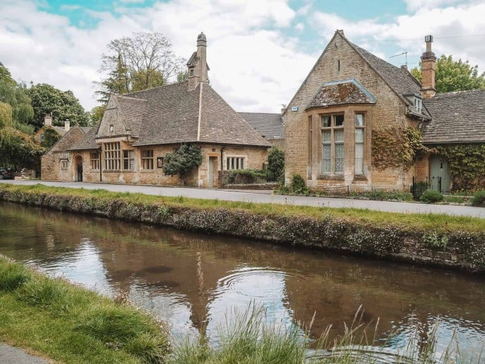 Village Hall in Lower Slaughter