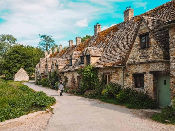 Weavers Cottages Bibury