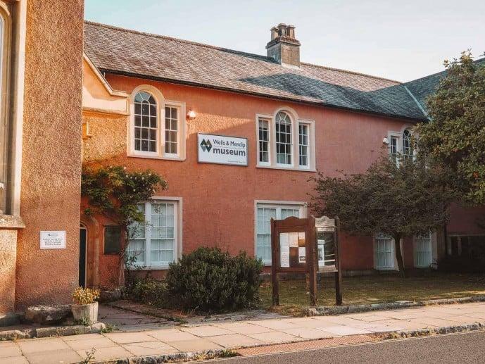 Wells mendip museum